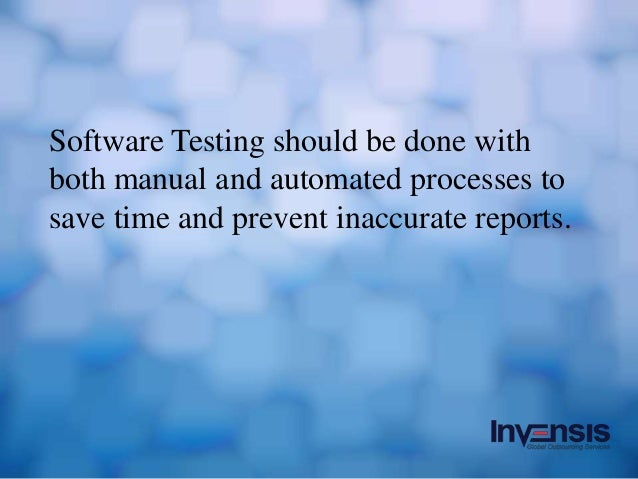 how to write bug report in manual testing