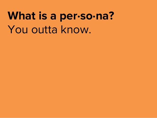 6 Steps to Building User Personas and Why You Should Care Slide 2