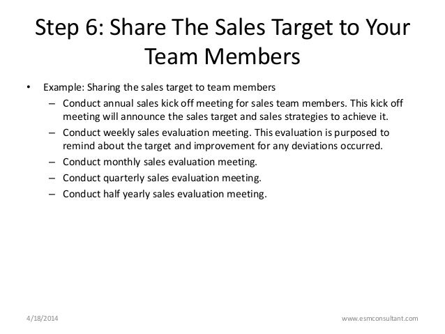 how to achieve sales target Sales planning best practices – setting goals and targets plan your work, work your plan – setting sales goals and targets we have devoted several posts.