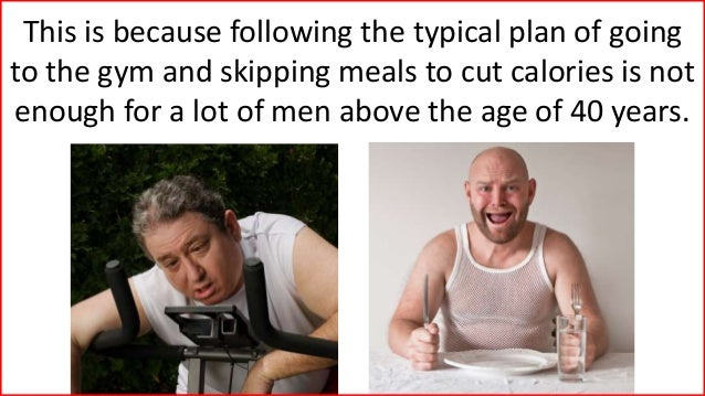 This is because following the typical plan of going to the gym and skipping meals to cut calories is not enough for a lot ...