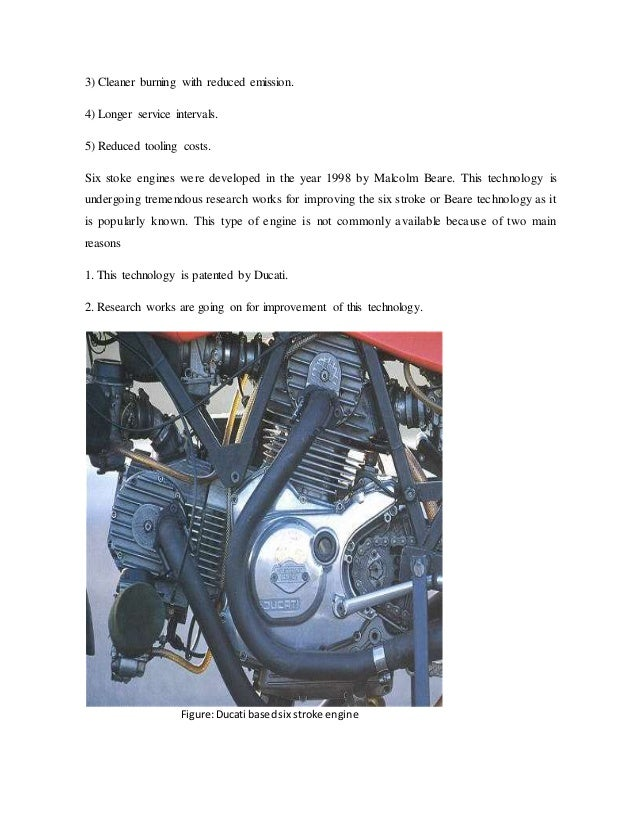 malcolm bare six stroke engines Grew arrogant, flew too high, crashed, and burned6 it was con-  activity à  which is likewise industry level à and a bare 01% from growth in market share.