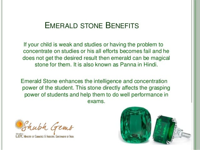 6 superpowers of wearing emerald stone