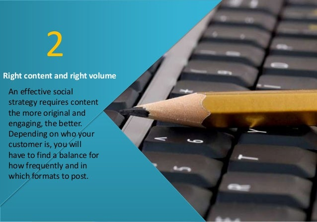 6 Techniques to sell your Product through Social Media Slide 3