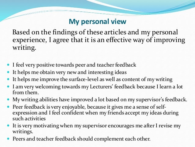 positive essay comments Here are 6 helpful tips to provide constructive criticism that's  a reiteration of the positive comments you  — this feedback is hardly constructive.