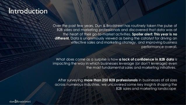 The 6th Annual B2B Marketing Data Report Slide 3