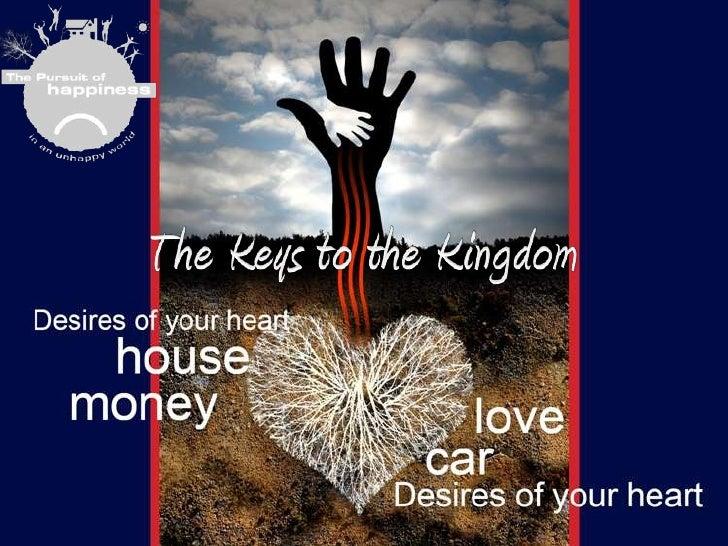 The Keys to the Kingdom<br />