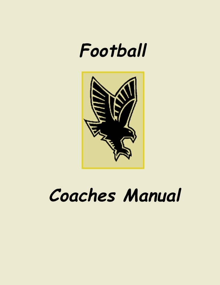 Football     Coaches Manual