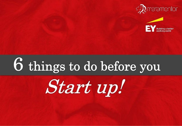 The Idea First off, you don't need to have an extraordinary idea to startup a business of your own. All you need is an ide...