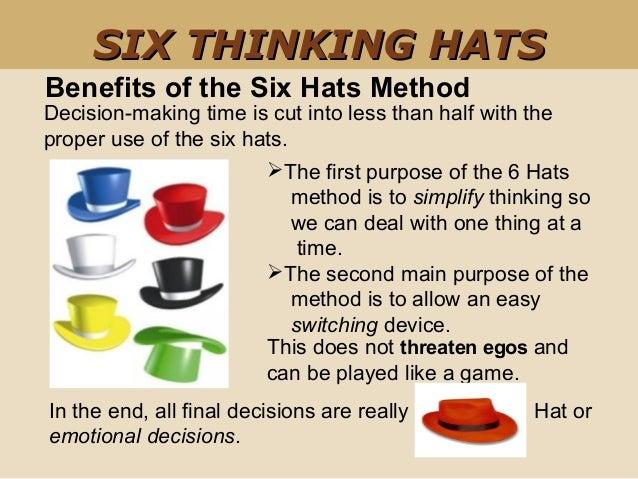Hats In Meetings 32