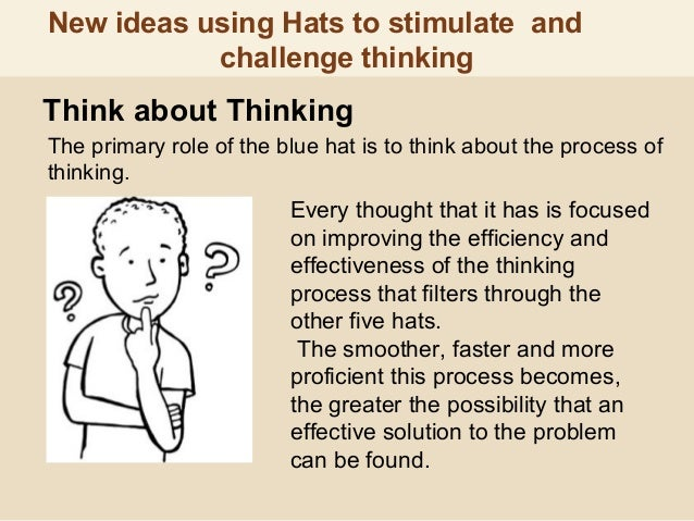 6 thinking hats in change management #2
