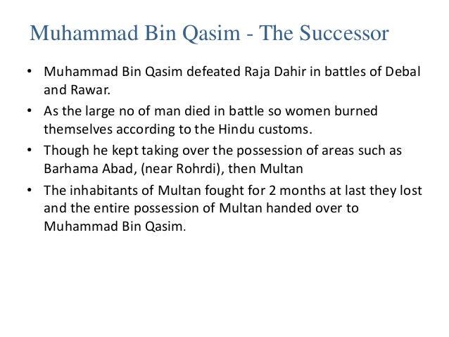muhammad bin qasim in urdu pdf