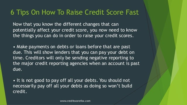 6 tips on how to raise credit score fast 4 638gcb1389592935 4 6 tips on how to raise credit score fast ccuart Gallery