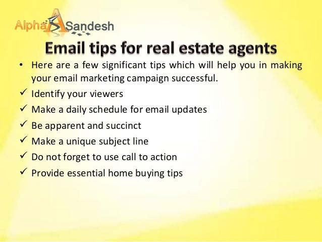 email marketing planner