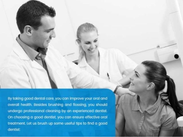 How to Find a Good Dentist in London? Guide to You .. Slide 2