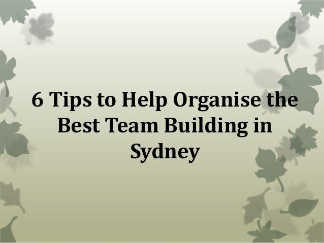 6 dating tips in Sydney