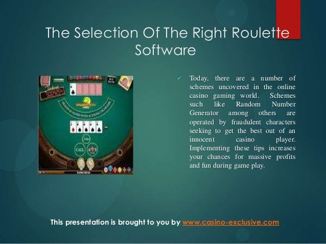 Roulette strategies to win big