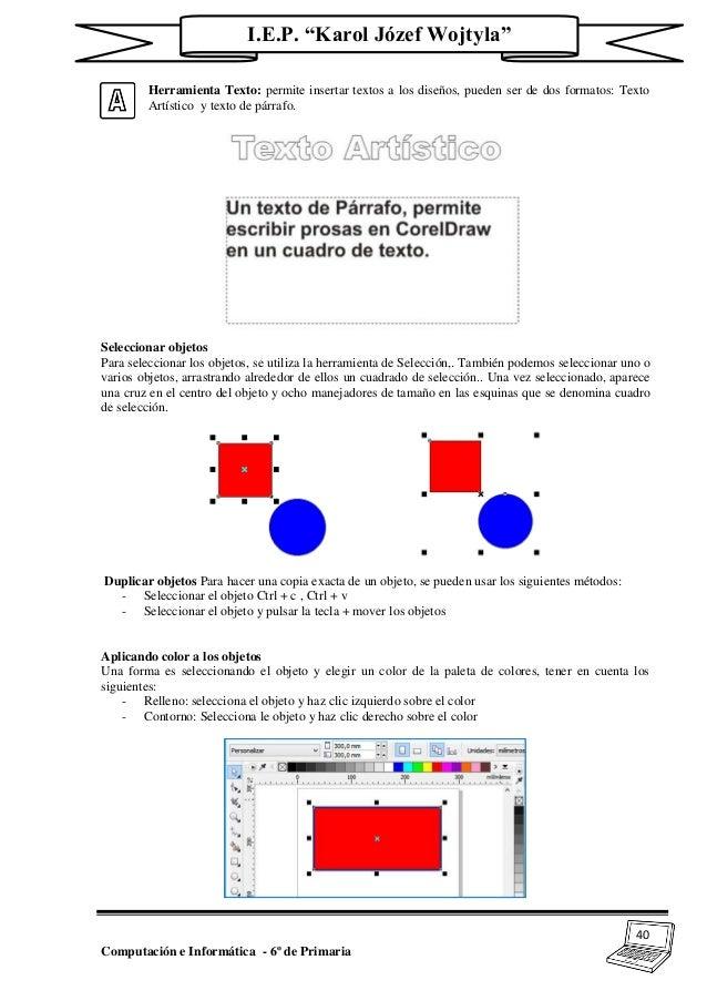 Libro de Computación - 6° Primaria