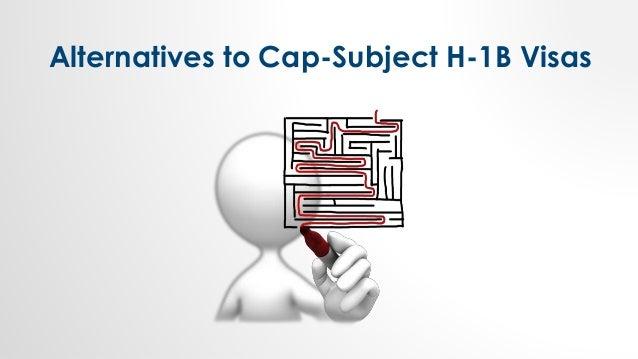 Alternatives to Cap-Subject H-1B Visas