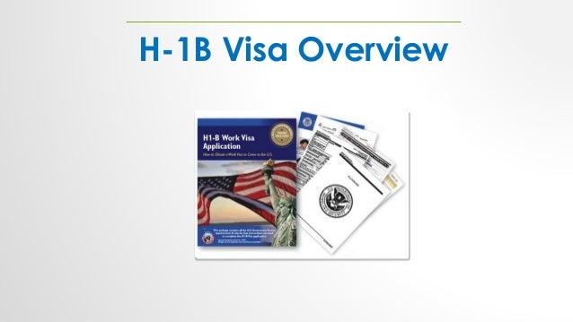 H-1B Visa Overview