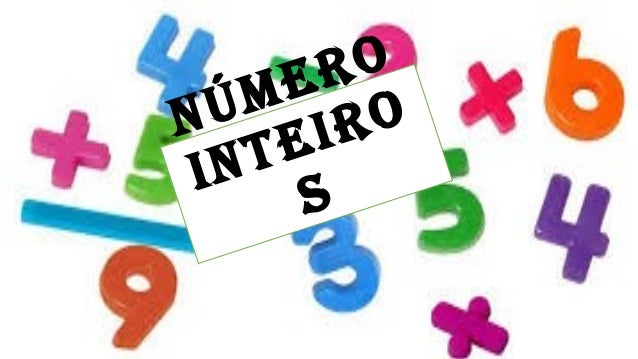 Número INteIro s