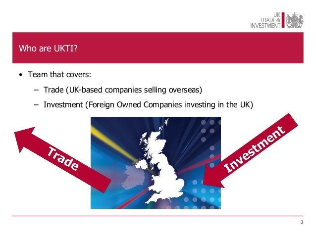 ukti inward investment teams