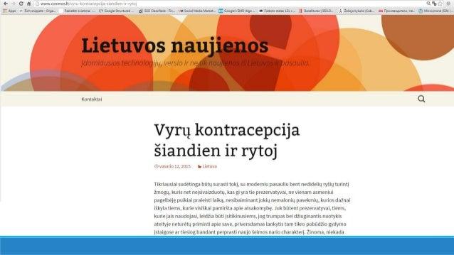 http://active24.lt/ http://ajprojects.lt/vertimu-biuras http://akmendarba.lt/ http://automobiliusupirkimas24.eu/ http://ba...