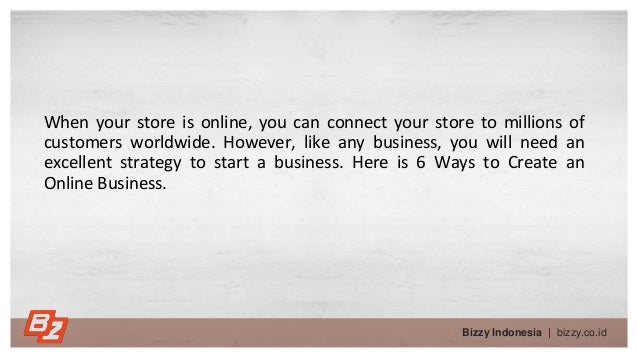 When your store is online, you can connect your store to millions of customers worldwide. However, like any business, you ...