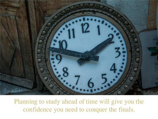 6 Ways to Prepare for Finals Presentation Slide 3