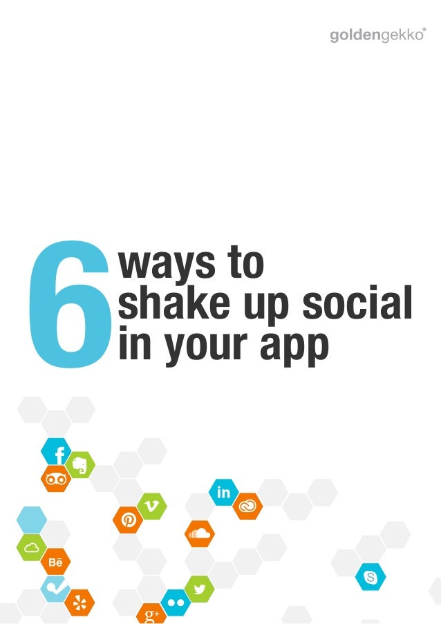 ways to shake up social in your app6
