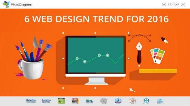 Useful Web Design Trends 2016 | Latest Web Design Trends
