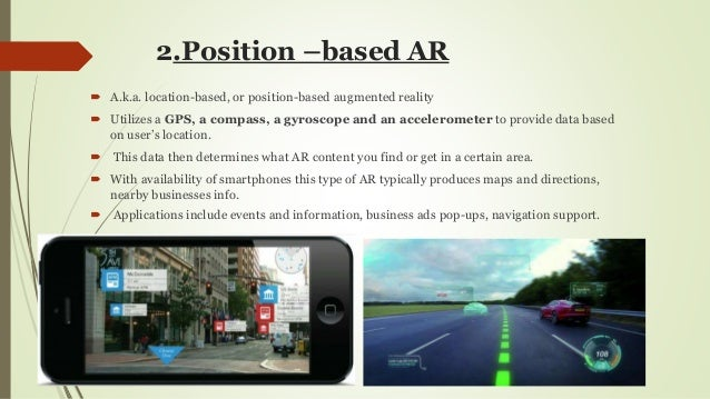 Augmented reality technical presentation