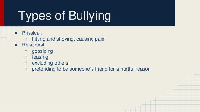 sociological perspective of school bullying Some boys became school bullies [sources in collins, violence: a micro- sociological theory, chapter 4] the system was called fagging and the younger boys were called fags this was the origin of the slang term for homosexuals, although that was not its original connotation bullying is not a single event.