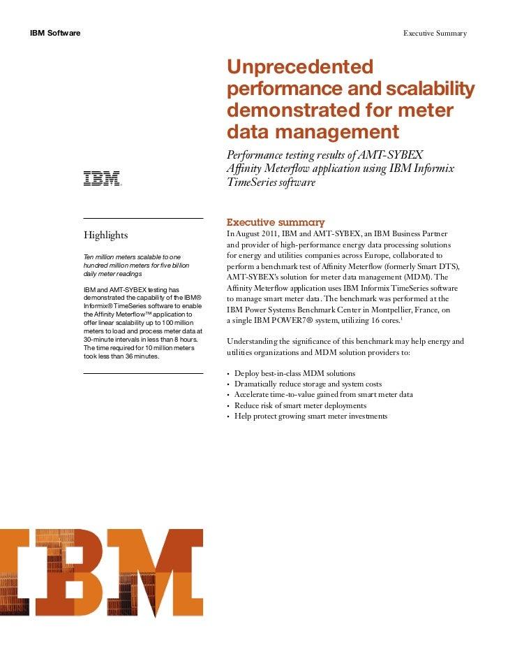 IBM Software                                                                                                       Executi...
