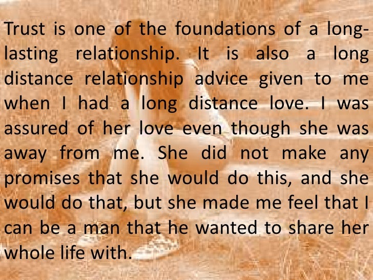 How To Keep A Long Lasting Relationship