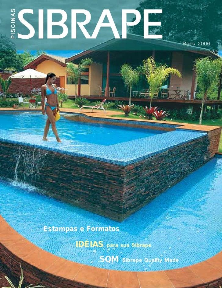PISCINAS                                                        Book 2006           Estampas e Formatos                   ...