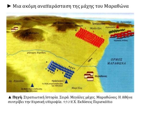 ► Ο τύμβος των νεκρών του Μαραθώνα ► 0 τύμβος των Αθηναίων πεσόντων στον Μαραθώνα (φωτ. Εκδοτική Αθηνών).