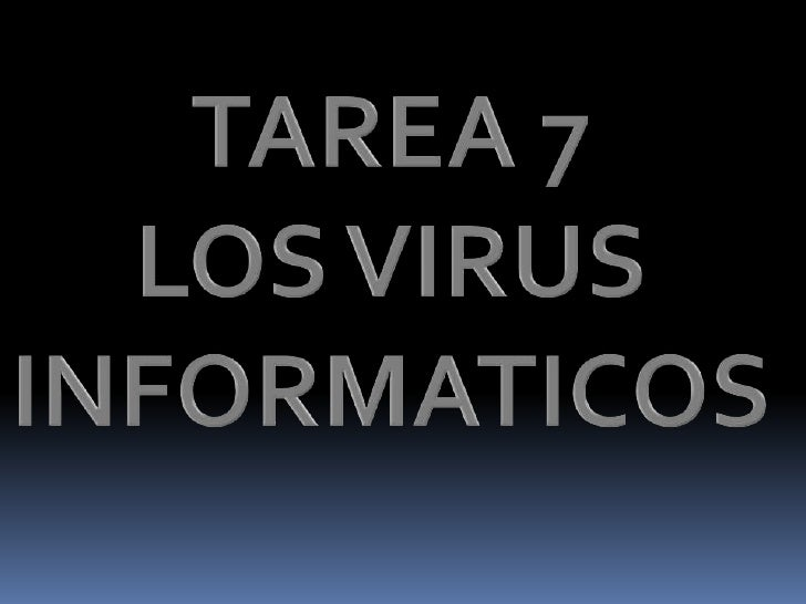 LOS VIRUS INFORMATICOS  Son programas que se instalan de forma inadvertida en los         ordenadores, realizan su función...