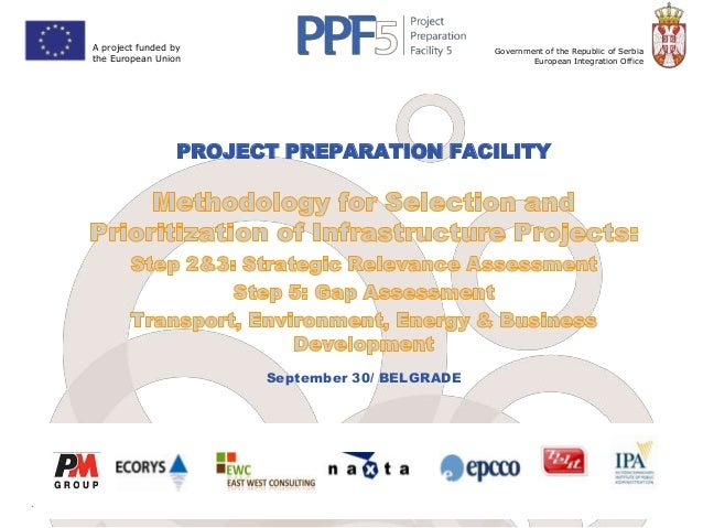 A project funded by the European Union  Government of the Republic of Serbia European Integration Office  PROJECT PREPARAT...