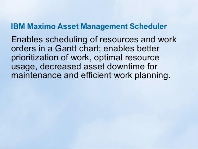 IBM Maximo Asset Management 7.5 Add-ons Slide 3