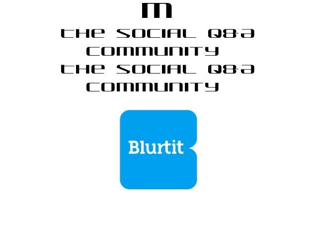 m  The social Q&A community The social Q&A community