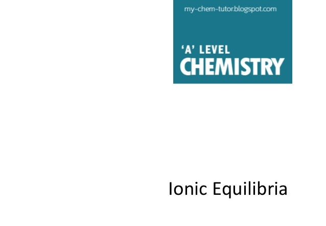 acid base equilibria and solubility equ The titration of a weak base with a strong acid also involves a buffer solution and consequently requires a more careful choice of indicator the ph variation during titrations of strong and weak bases with a strong acid are shown in fig 2.