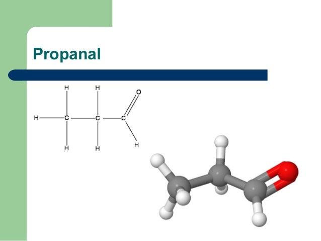 Propanal At Room Temperature