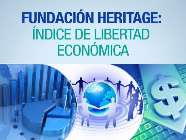 Fuente: Fundación Heritage FIN