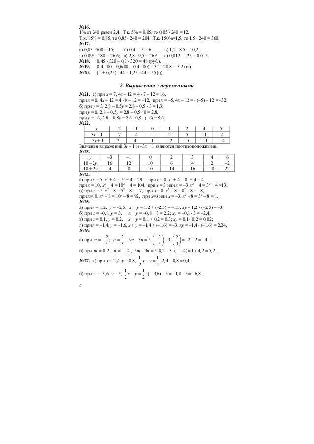 Гдз по алгебре класс с.а теляковского 14 издание