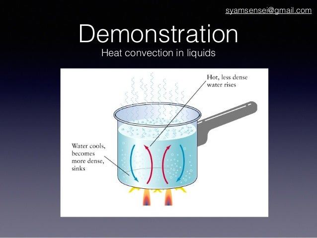7.2 Heat Flow - Science Form 1