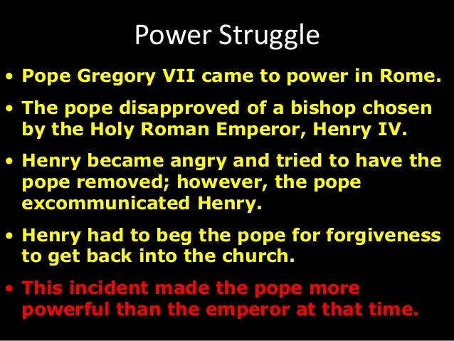 7.34 conflict church monarchs