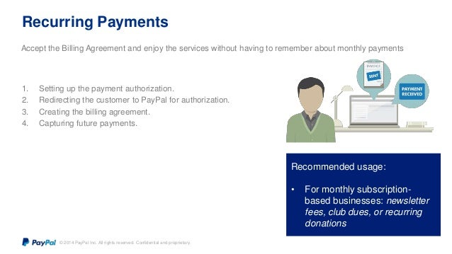 Botond boros more than just a wallet introducing various paypal pr 9 recurring payments accept the billing agreement platinumwayz
