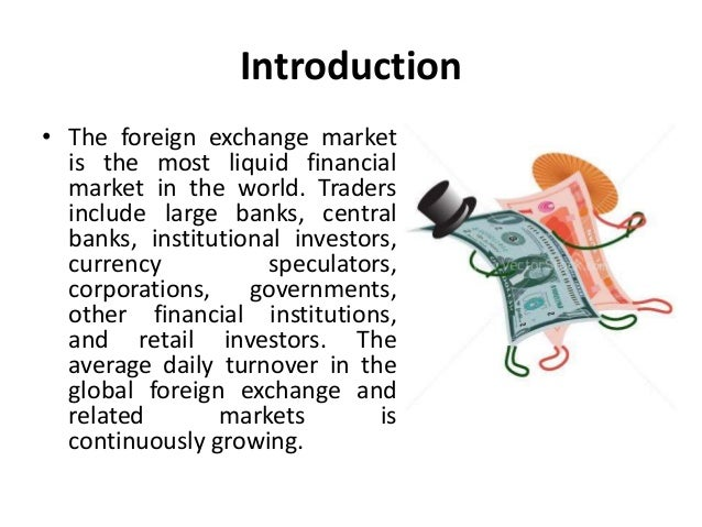 International forex market