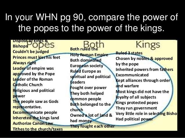 7 34 Conflict Church Monarchs