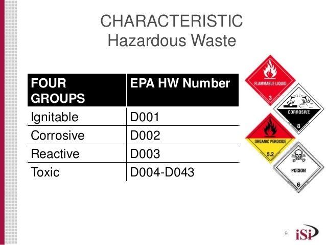 Hazardous Waste Manifest